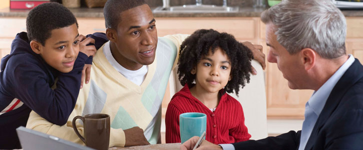 A Child and Parent Pro Active learning